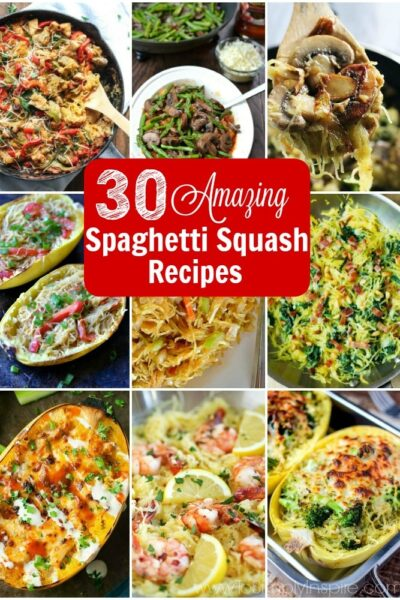 spaghetti-squash-recipes