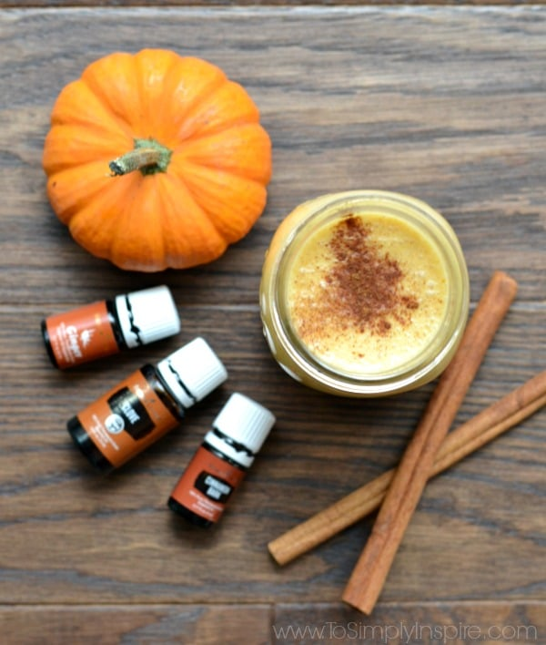 Turn your morning coffee into a Fall treat by adding this simple Pumpkin Spiced Creamer. Use your choice of milk to make it gluten free or vegan as well.