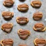 Rolo Pretzel Turtles