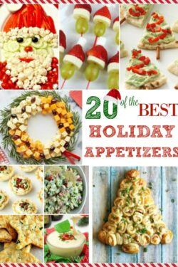 20 of the Best Holiday Appetizers
