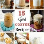 15 Iced Coffee Recipes and Folgers Jingle Contest