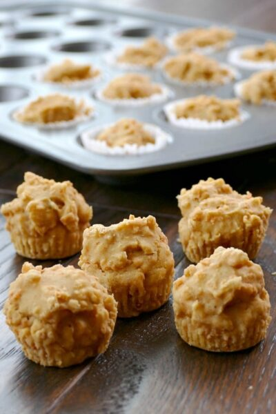 Mini Carrot Cake Muffins1