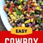 Cowboy Caviar Dip Recipe