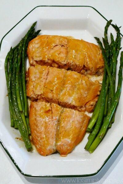 Roasted Citrus Salmon7