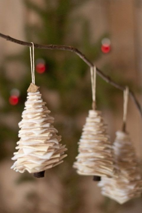 Create a fun tradition of making a DIY holiday ornament each year with your family.   It is so great to reminisce each year as you decorate your tree.