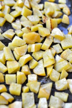 Simple and Delicious Roasted Turnips