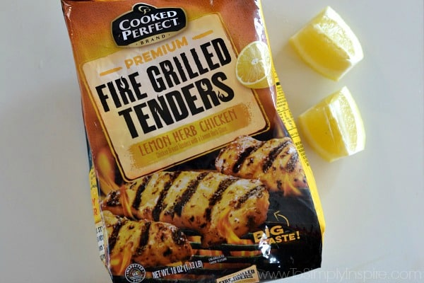 Cooked Perfect Fire Grilled Chicken Tenders