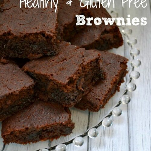 Healthy Gluten Free Brownies The Best You Will Ever Taste