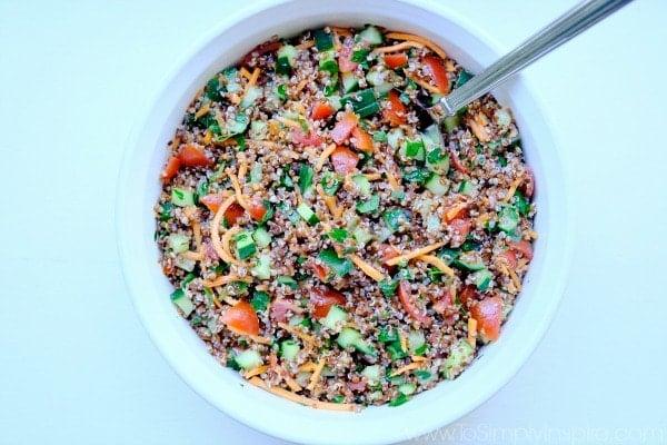 Tabouli Salad Recipe