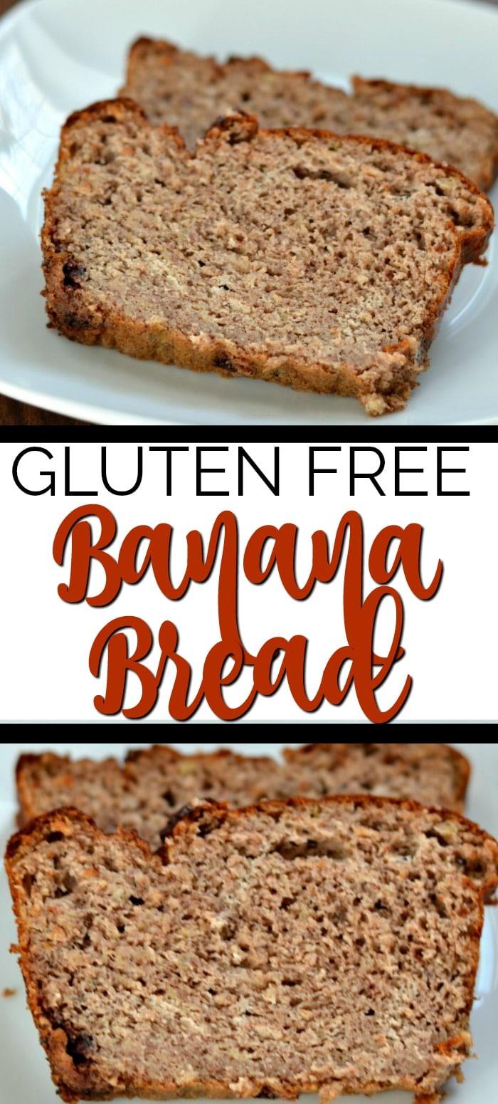 Gluten Free Banana Bread - To Simply Inspire